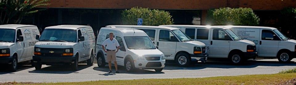 Restor-It-service-vans