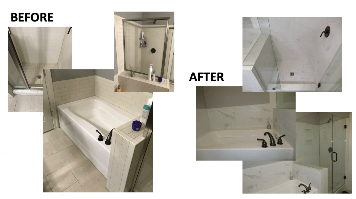 Restor It Bathroom Renovation