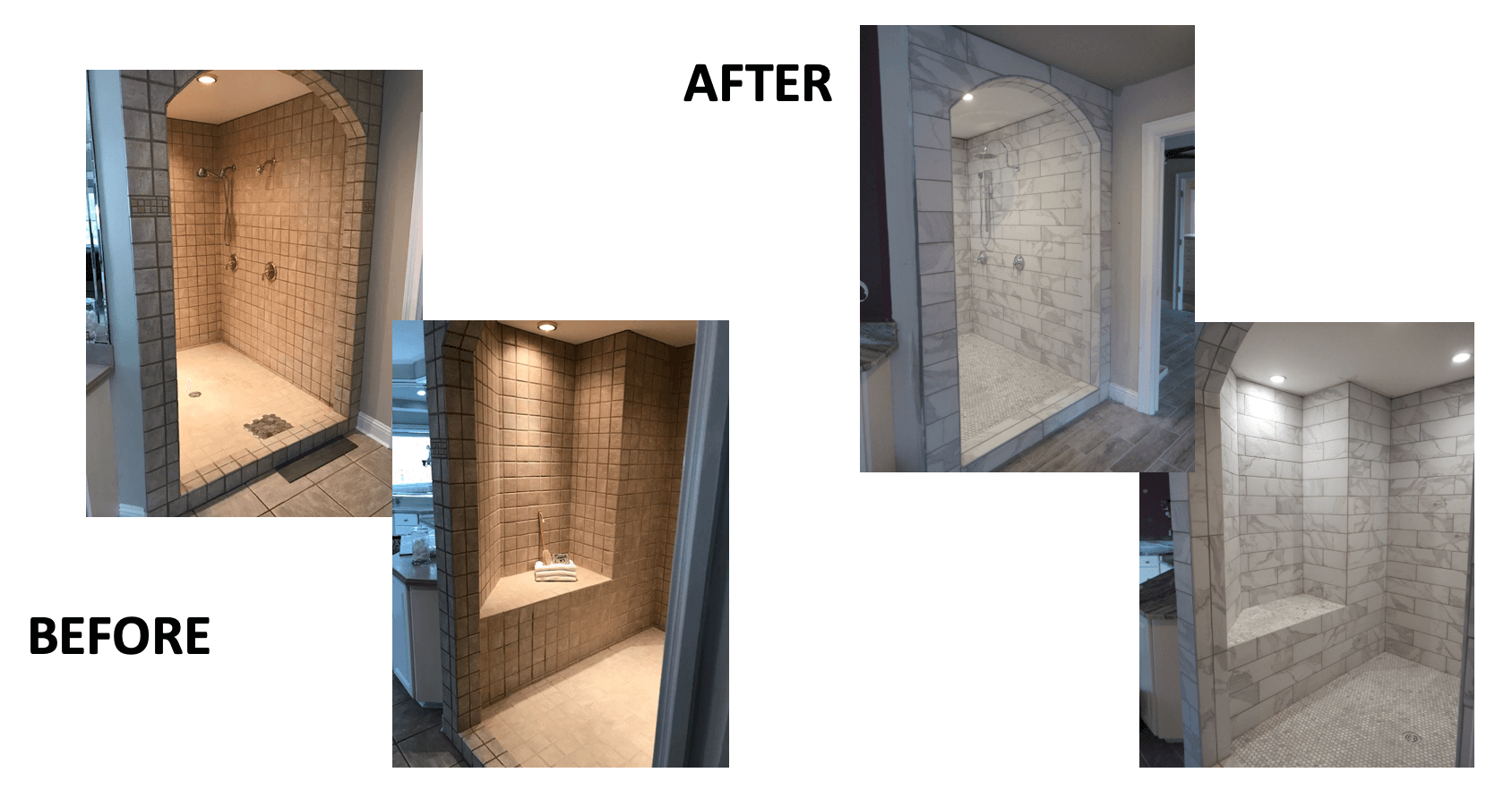 Restor It Shower Renovation
